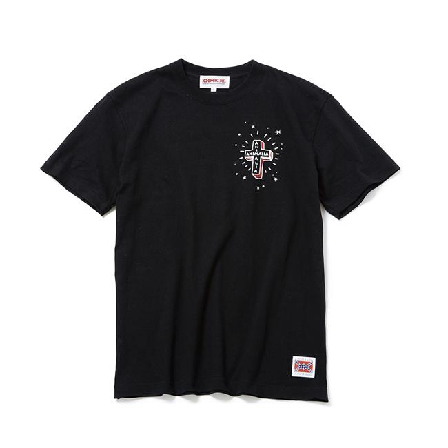 animalia アニマリア ブランド メンズ Tシャツ  2017 ONE NATION 通販