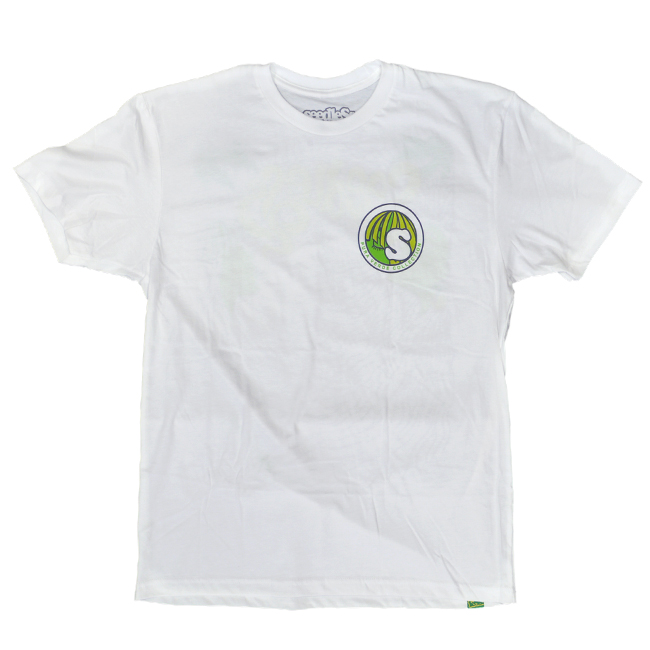seedless シードレス Tシャツ VERDE GIRLS   通販 ホワイト  ブランド メンズ 服  アメリカ USA