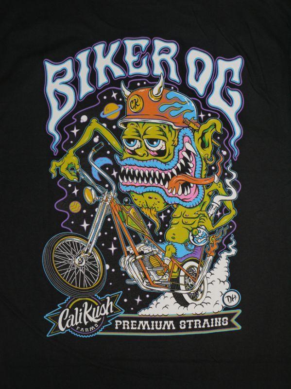 seedless シードレス Tシャツ BIKER  通販 ブラック
