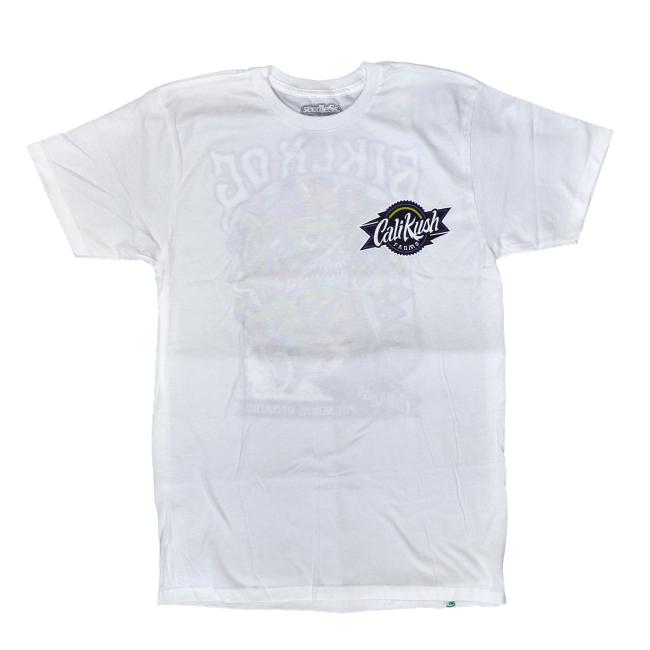 seedless シードレス Tシャツ BIKER  通販 ホワイト