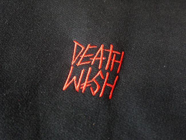 DEATHWISH  SKATEBOARD デスウィッシュ スケートボード スケボー ブランド パーカー DEATHSTACK 服 アパレル メンズ 通販