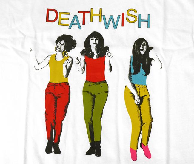deathwish  skateboard デスウィッシュ アパレル スケボー スケートボード ブランド 服 Tシャツ PARTY GIRLS 通販