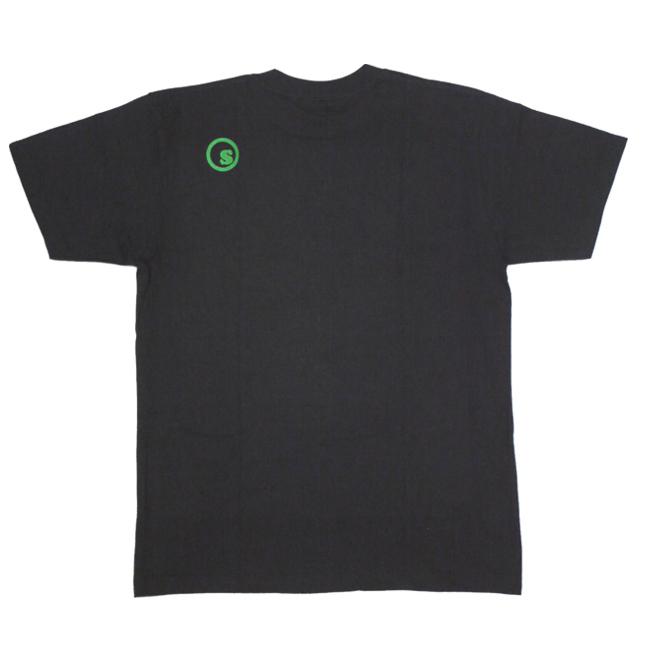 seedless ブランド 420 Tシャツ メンズ ブラック Tシャツ weed bird