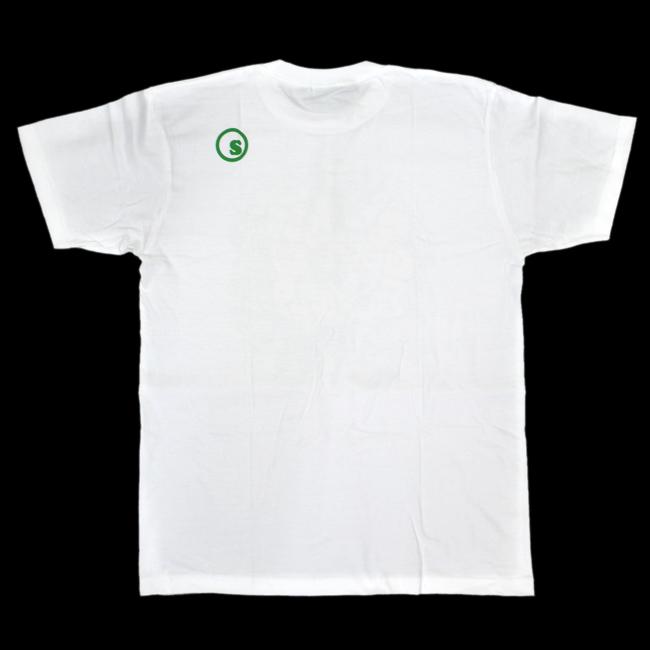 seedless シードレス Tシャツ weed bird 420   通販 ブランド メンズ ホワイト