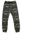 画像4: [NEO BLUE]-#7628 Camo Green Denim Jogger Pants- (4)