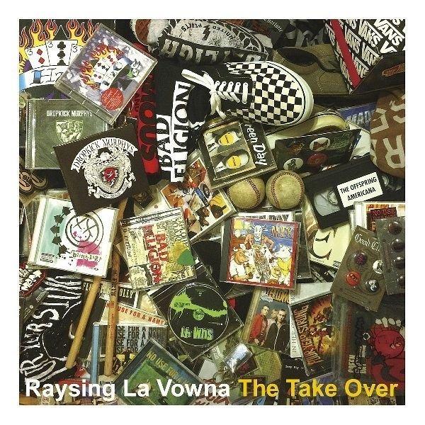 画像1: [Raysing La Vowna]-The Take Over- (1)