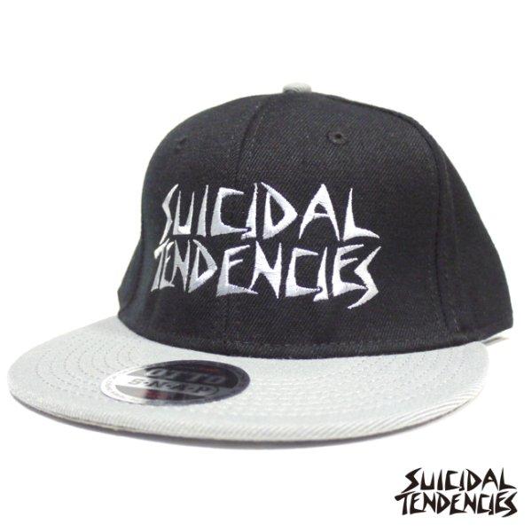 画像1: [SUICIDAL TENDENCIES]-SNAP BACK-BLACKxGREY- (1)