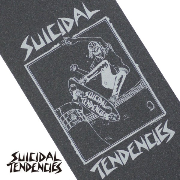 画像1: [SUICIDAL TENDENCIES]-Mob Griptape Sheet Pool Skater- (1)