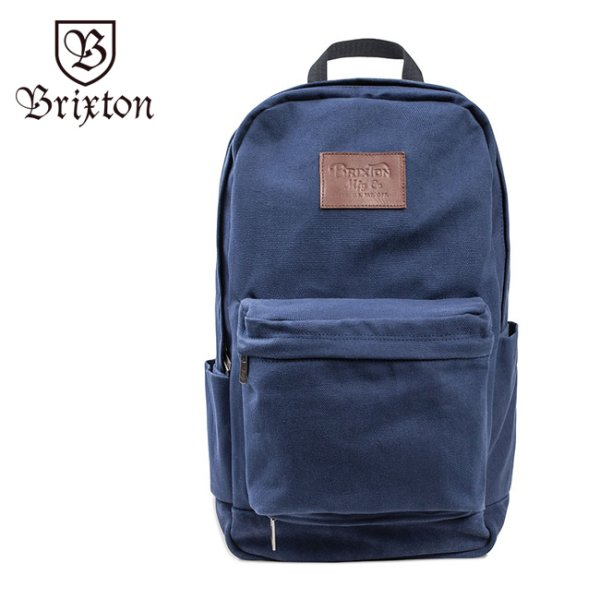 画像1: [Brixton]-BASIN BACKPACK-INDIGO/NAV- (1)