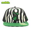 画像1: [seedleSs]-zebra mesh cap- (1)