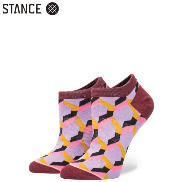 画像1: [STANCE WOMEN]-CLUTCH INVISIBLE BOOT- (1)