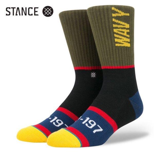 画像1: [STANCE]-WAVY- (1)