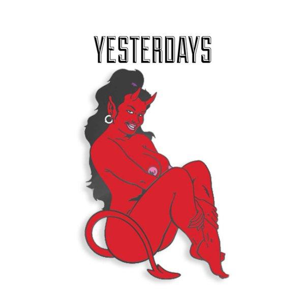 画像1: [YESTERDAYS]-Devil Girl by Coop- (1)
