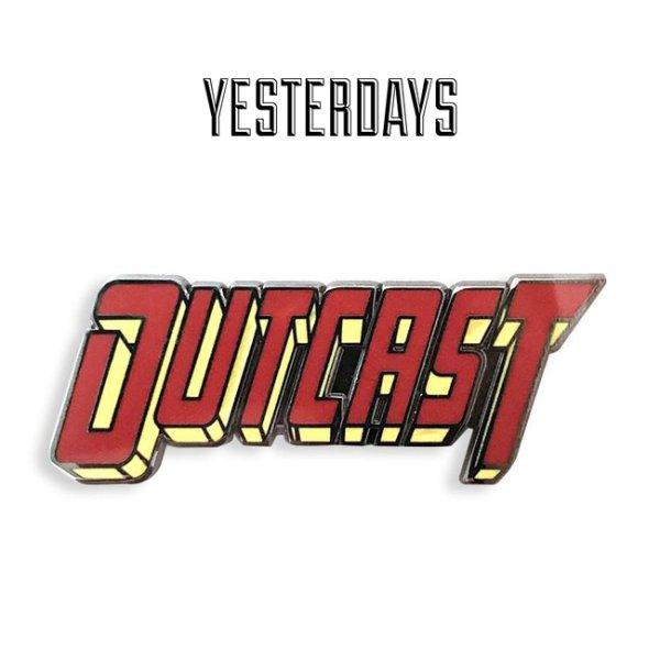 画像1: [YESTERDAYS]-Outcast Homage Logo- (1)