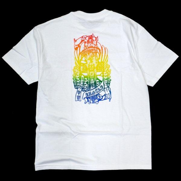 画像1: [DOGTOWN]-ERIC DRESSEN VINTAGE CLASSIC Tシャツ-WHITE- (1)