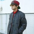 画像3: [BRIXTON]-CRAWFORD JACKET-BLACK- (3)