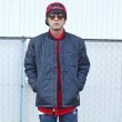 画像1: [BRIXTON]-CRAWFORD JACKET-BLACK- (1)
