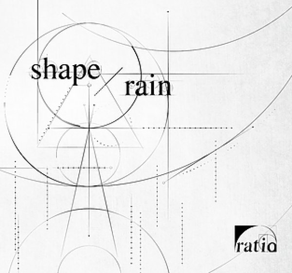 画像1: [ratio]-SINGLE-shape/rain- (1)