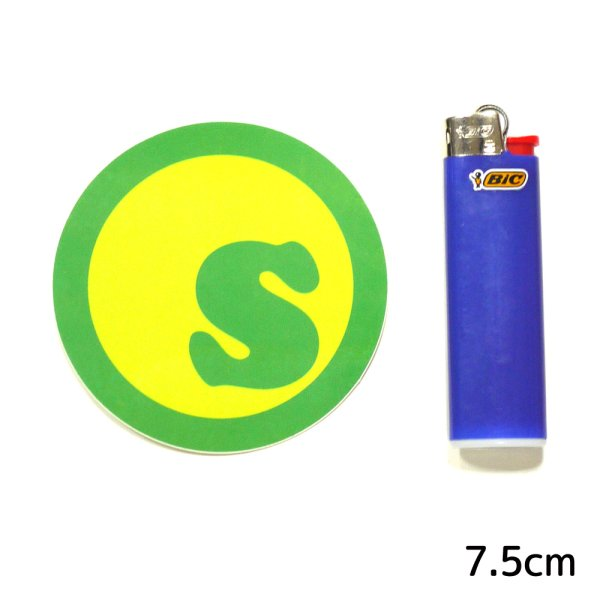 画像1: [seedleSs]-s dot sticker-7.5- (1)
