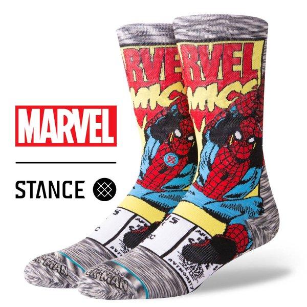 画像1: [STANCE]-SPIDERMAN COMIC- (1)