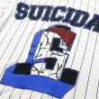 画像4: [SUICIDAL TENDENCIES]-JERFLS Baseball Jersey ST Brick- (4)