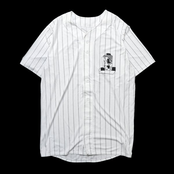 画像1: [SUICIDAL TENDENCIES]-JER79 Baseball Jersey Logo- (1)