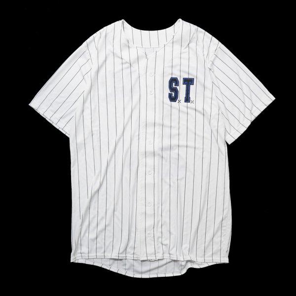 画像1: [SUICIDAL TENDENCIES]-JERFLS Baseball Jersey ST Brick- (1)