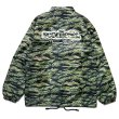 画像2: [seedleSs]-STANDARD COACHES JKT-TIGER CAMO- (2)