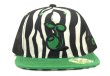 画像3: [seedleSs]-zebra mesh cap- (3)