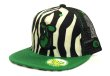 画像2: [seedleSs]-zebra mesh cap- (2)