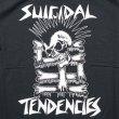 画像3: [SUICIDAL TENDENCIES]-TS 34 Mohawk Skull- (3)