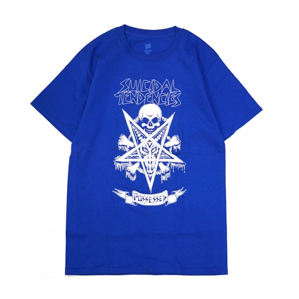 画像1: [SUICIDAL TENDENCIES]-TS 28 Possessed-ROYAL- (1)