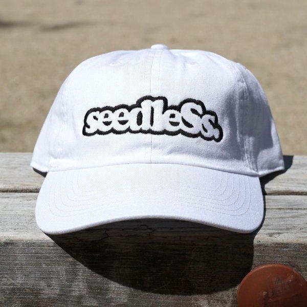 画像1: [seedleSs]-sd New Hattan Low Cap-white- (1)