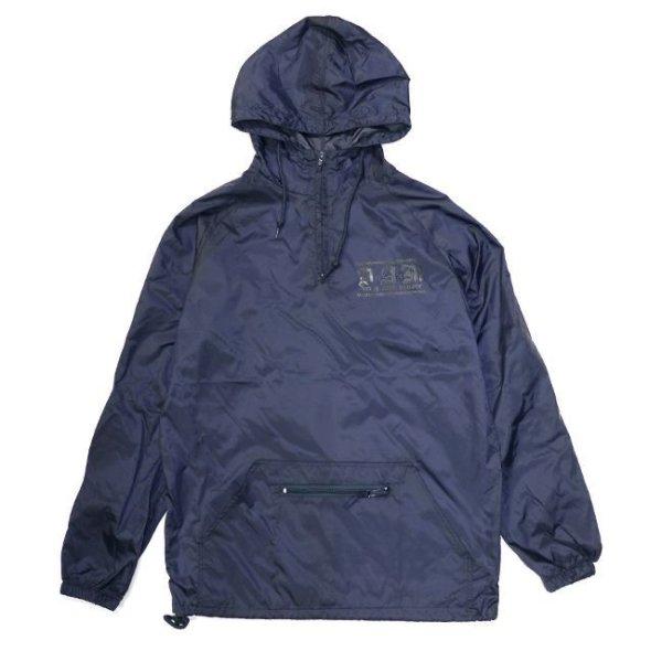 画像1: [DxAxM]-KLASSiC Pullover Jacket-NAVY- (1)