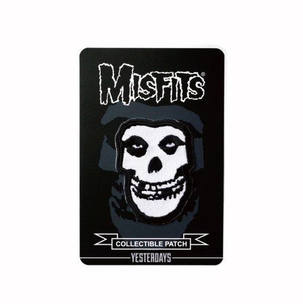 画像1: [YESTERDAYS]-Misfits Classic Fiend Patch- (1)
