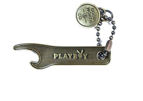 画像1: [GOOD WORTH]PLAYBOY Bottle Opener- (1)