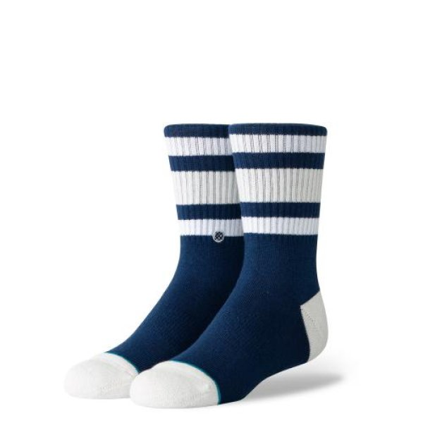 画像1: [STANCE KIDS]-BOYD 4 BOYS-NAVY- (1)