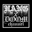 画像3: [HANG]-DOOM channnel collaboration L/S Tee- (3)