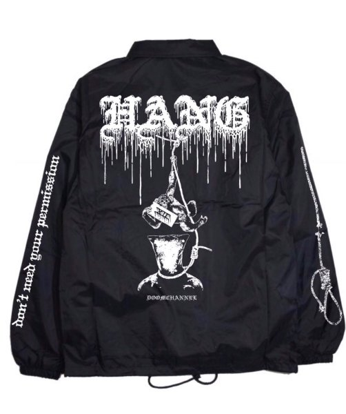 画像1: [HANG]-DOOM channel collaboration WINDBREAKER- (1)