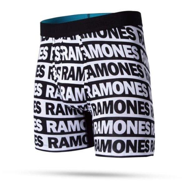 画像1: [STANCE UNDER WEAR]-THE RAMONES WHOLESTER- (1)