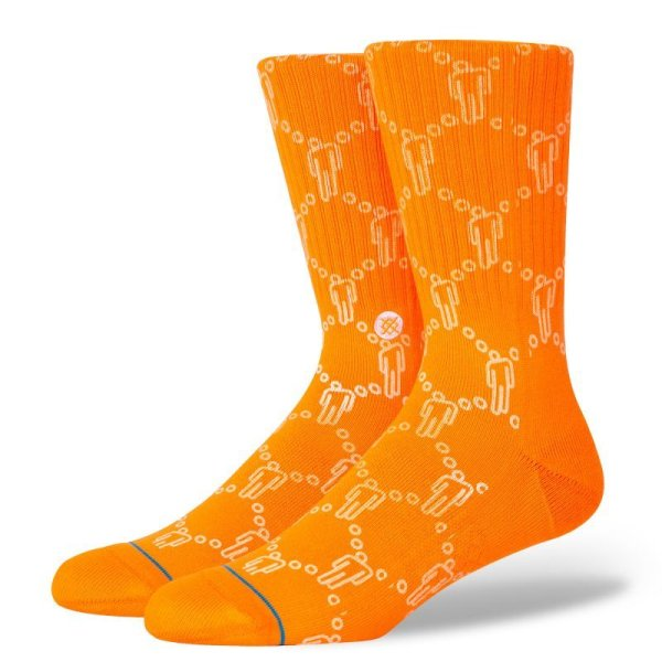 画像1: [STANCE WOMEN]-BLOHSH-ORANGE- (1)