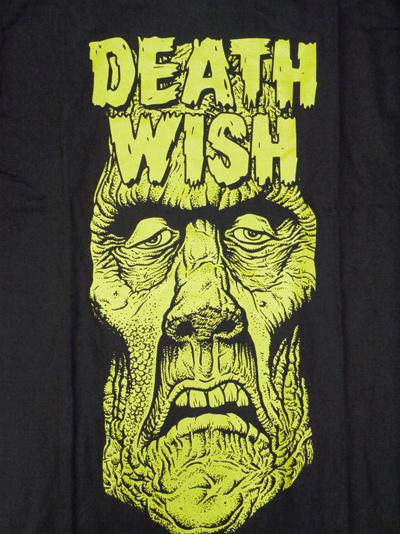DEATHWISH  NIGHTMARE  Tシャツ デスウィッシュ skate  スケーター スケートブランド