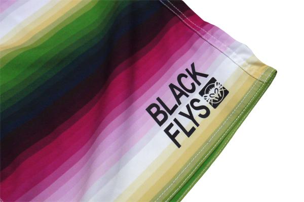 サラペ柄 BLACK FLYS ブラックフライ ブラックフライズ 水着 サーフトランクス サーフパンツ 通販 取扱店