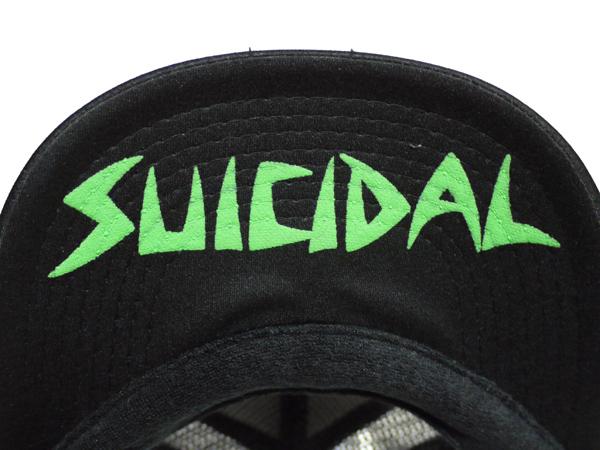 suicidal tendencies メッシュキャップ スイサイダル テンデンシーズ 帽子 キャップ 通販