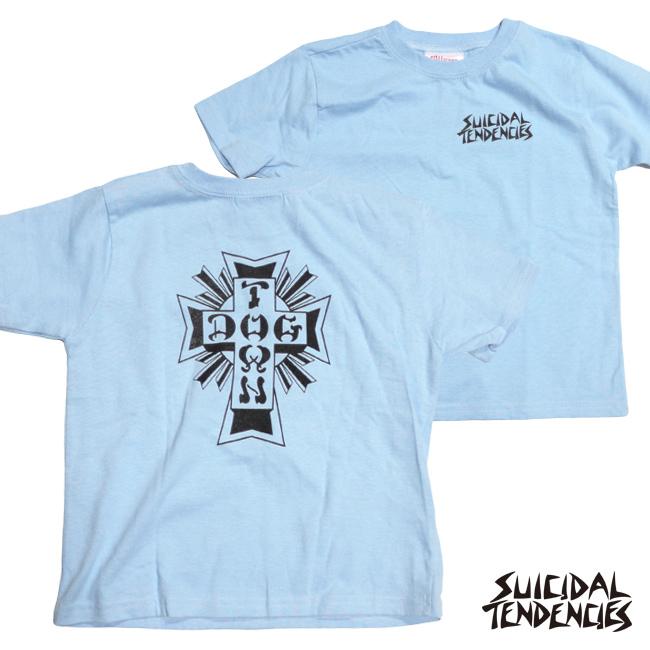 SUICIDAL TENDENCIES スイサイダル キッズ Tシャツ 子供服