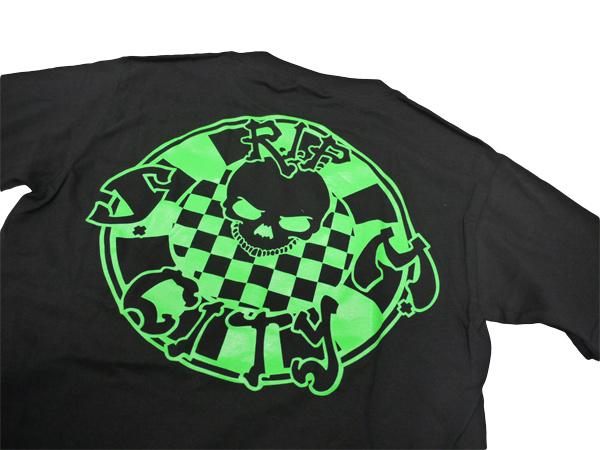 Rip city skate リップシティー skate board shop Tシャツ スケートブランド 通販