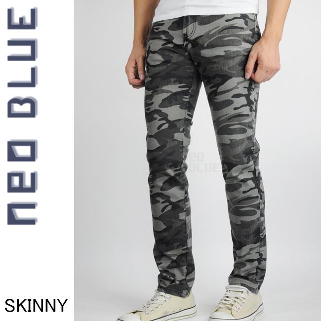 427 NEO BLUE pants スキニー SKINNY   ブラック 通販