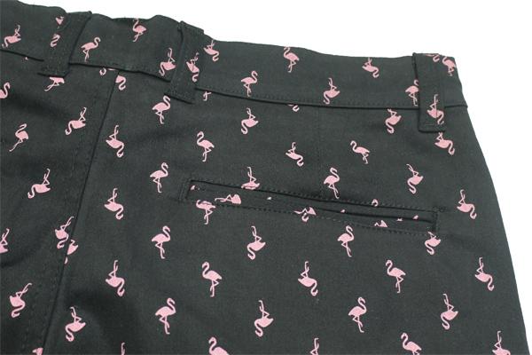 BROOKLYN CLOTH ショーツ ハーフパンツ ワークショーツ フラミンゴ 通販