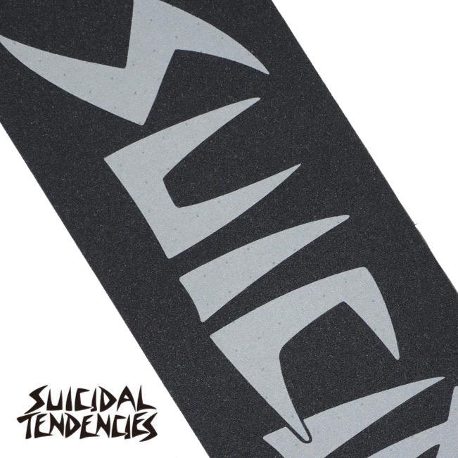 SUICIDAL TENDENCIES GRIP TAPE グリップテープ スイサイダル スケート 通販 logo