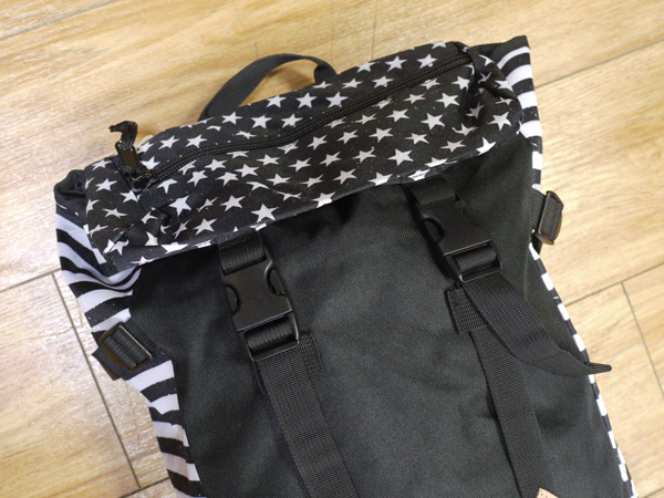 BROOKLYN CLOTH american backpack バックパック リュック ボーダー ストライプ 星条旗 星柄 通販